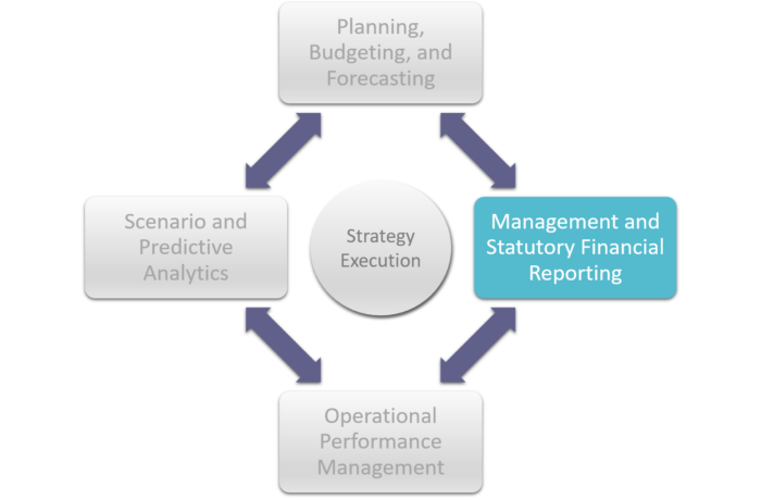 Management and Statutory Financial Reporting
