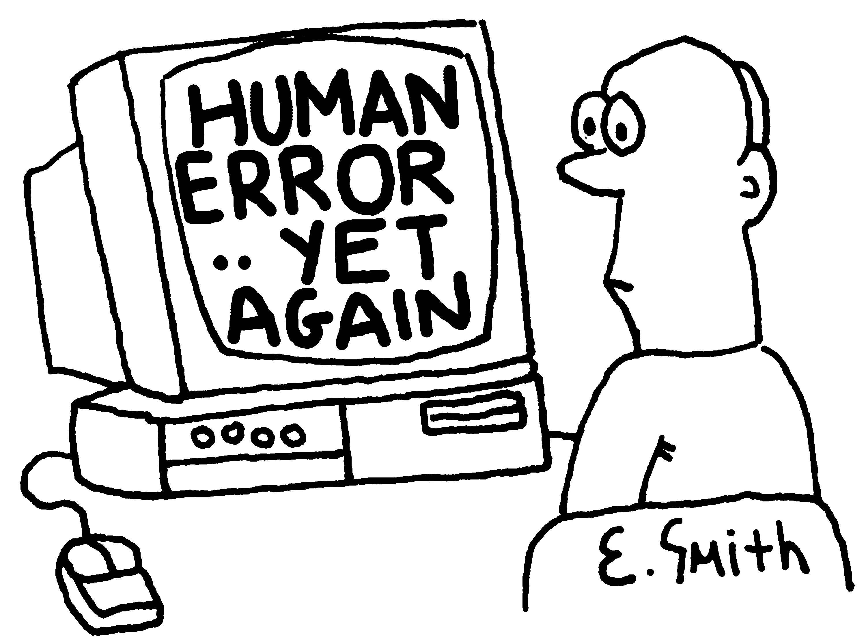Human Error E Smith