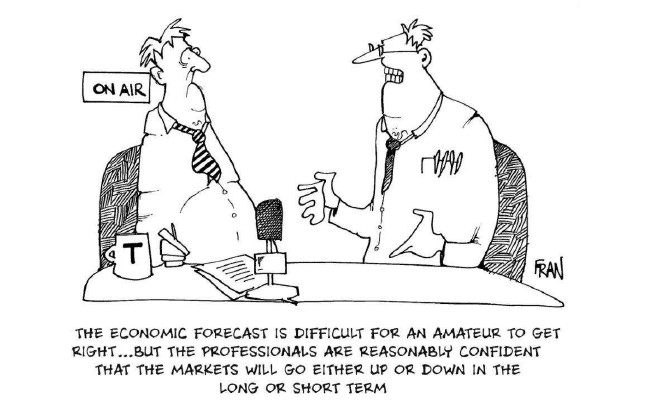 Driver-based planning for accurate forecasts - Cartoon