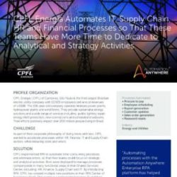 CPFL Energia Case Study